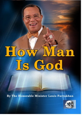 How Man Is God (CD)