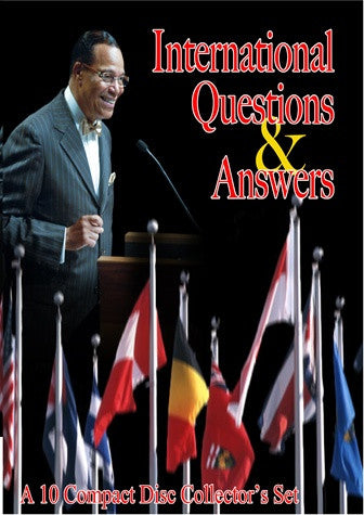 International Questions & Answers (CD)