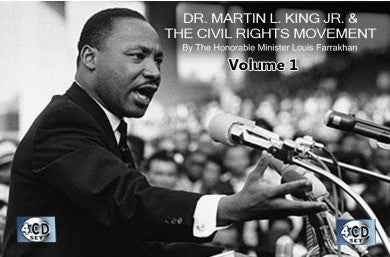 Dr. Martin Luther King and the Civil Rights Movement Vol. 1 (CDPACK)