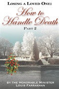 Losing A Loved One: How To Handle Death Pt 2 (CD Pack)