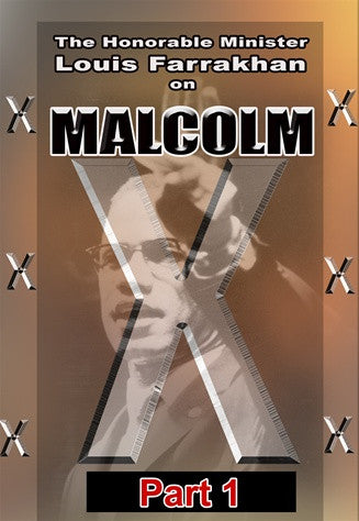 Malcolm X Part 1 (CD)