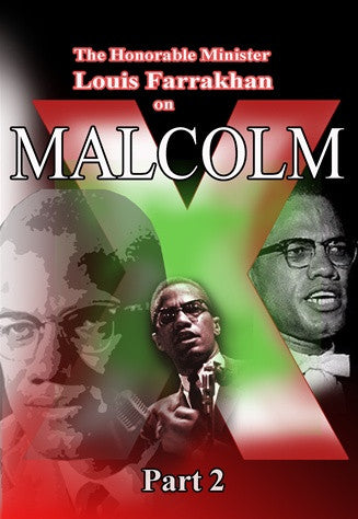 Malcolm X Part 2 (CD)