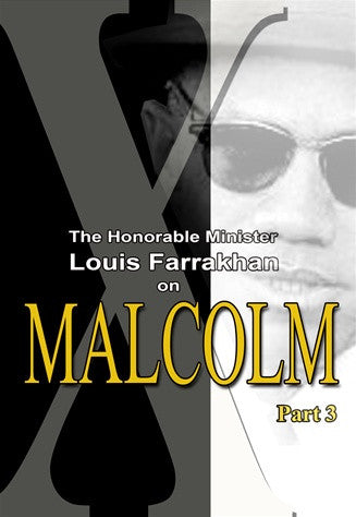 Malcolm X Part 3 (CD)