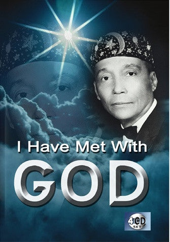 I Have Met With God (CD)