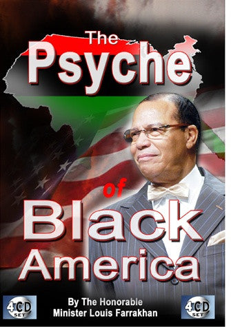 The Psyche Of Black America (CD)