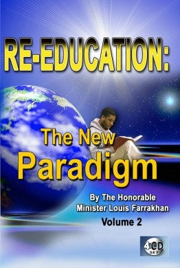 Re-Education: The New Paradigm Pt 2 (CD)