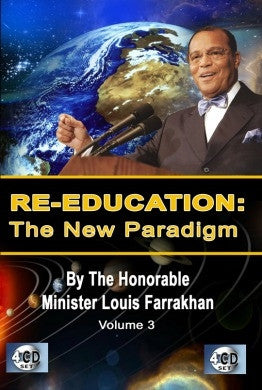 Re-Education: The New Paradigm Pt 3 (Cd Package)