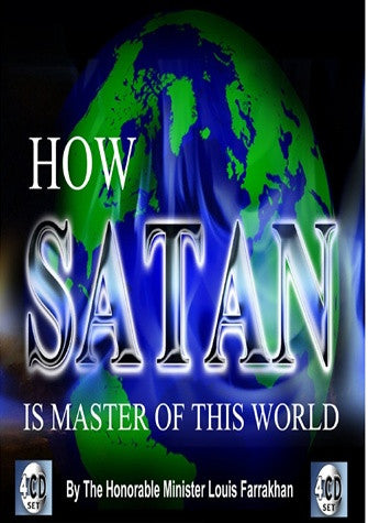 How Satan Is Master Of This World (CD)