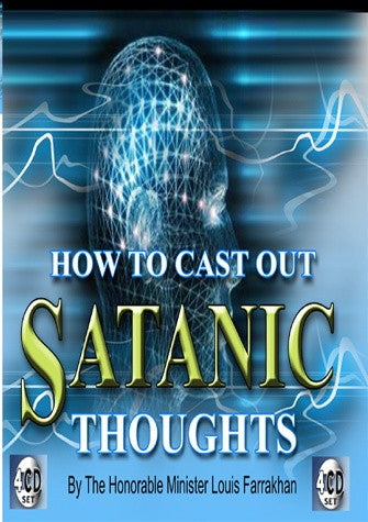 How To Cast Out Satanic Thoughts (CD)