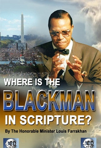 WHERE IS THE BLACK MAN IN SCRIPTURE