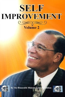 Self Improvement: The Basis For Community Development Vol. 2 (CD)