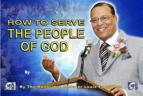 How To Serve the People Of God