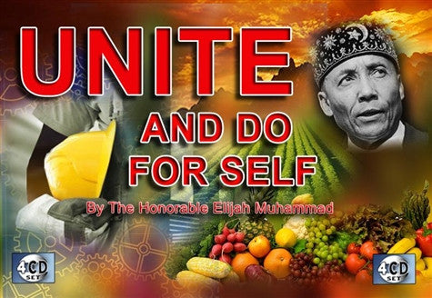 Honorable Elijah Muhammad: Unite and Do For Self (CD)