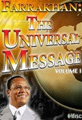 Farrakhan: The Universal Message Vol. 1 (CD Package)