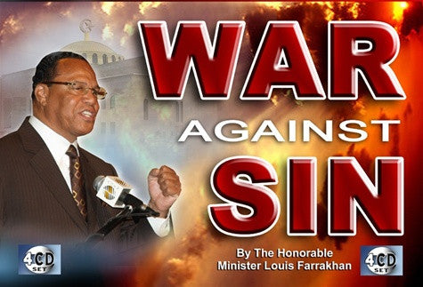 War Against Sin (CD)