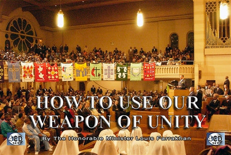 How To Use Our Weapon Of Unity (CD)