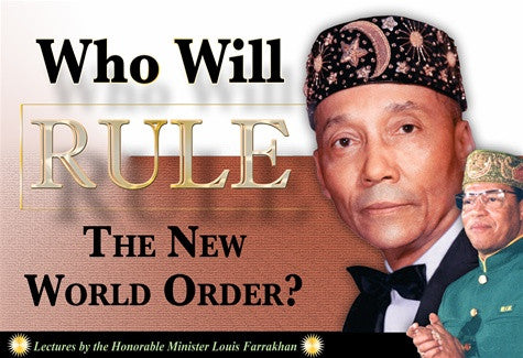 Who Will Rule the New World Order? (CD Package)