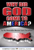 Why Did God Come to America? (CD Package)