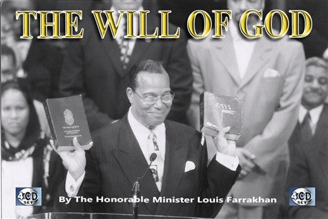 The Will Of God (CD Package)