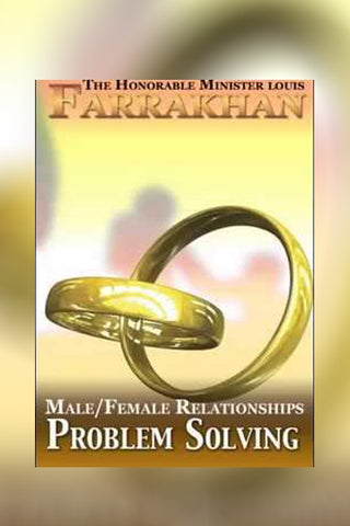 Male/Female Relationships: Marriage-Problem Solving (CD Pkg)
