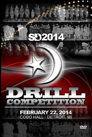 Drill Competition 2014 (DVD)