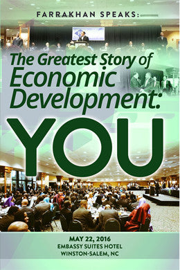 The Greatest Story Of Economic Development: You