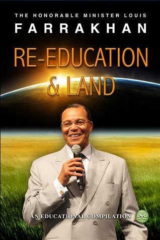 Re-Education And Land Vol. 1 (DVD)