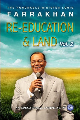 Re-Education And Land Compilation Vol. 2 (DVD)