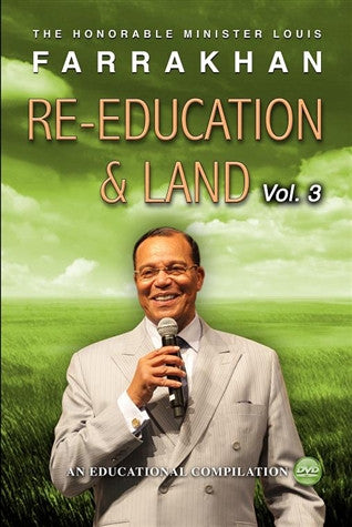 Re-Education And Land Vol. 3 (DVD)
