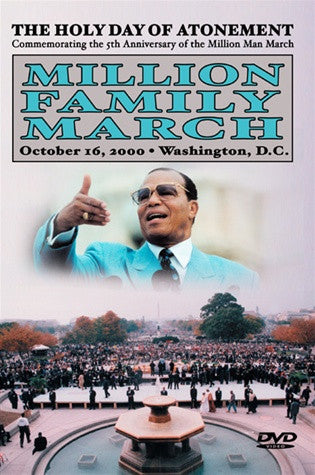 The Million Family March (DVD)