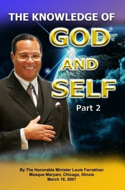 The Knowledge of God and Self Pt 2 (DVD)