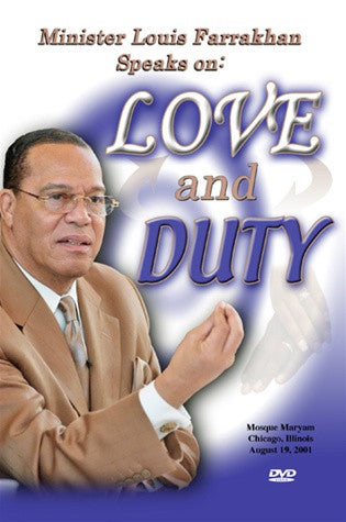 Love and Duty (DVD)