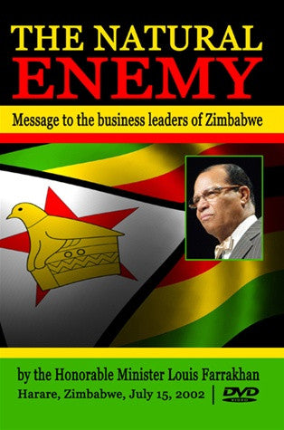 The Natural Enemy-Message to the Business leaders of Zimbabwe (DVD)