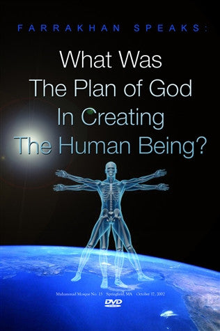 What Was The Plan Of God In Creating The Human Being? (DVD)