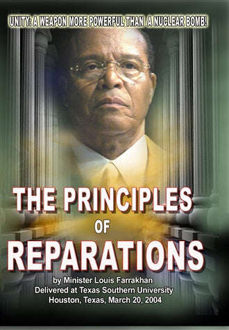 The Principles of Reparations