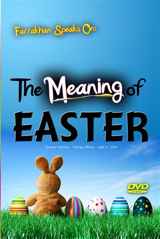 The Meaning of Easter (DVD)