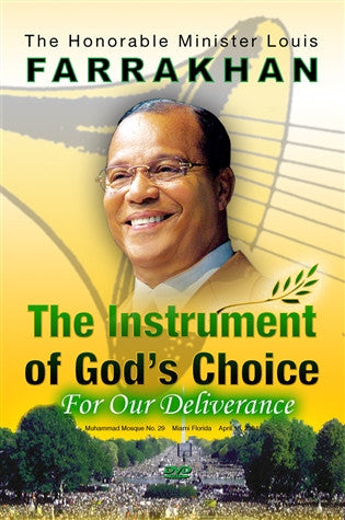 The Instrument of God's Choice (DVD)
