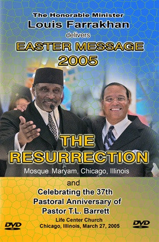 The Resurrection/ God's First Love (DVD)