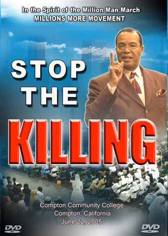 Stop the Killing: The Power of One (DVD)