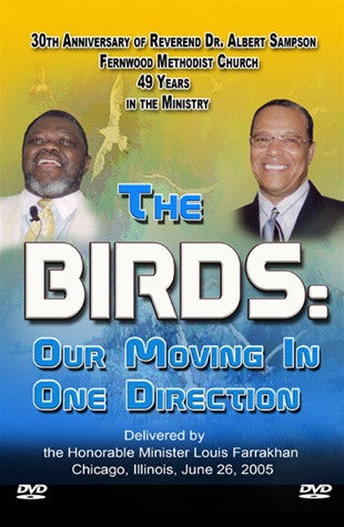 The Birds: Our Moving In One Direction (DVD)