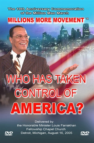 Who Has Taken Control of America (DVD)