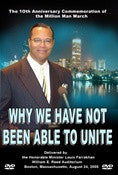 Why We Have Not Been Able to Unite (DVD)