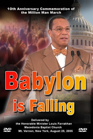 Babylon Is Falling (DVD)