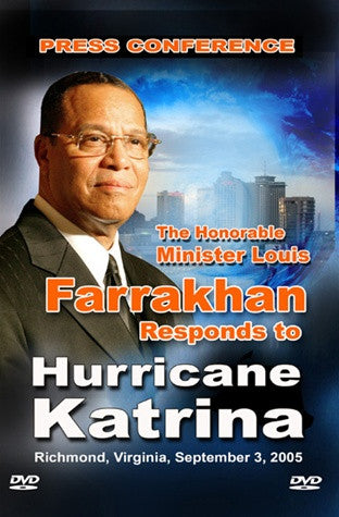 Press Conference:Huricane Katrina (DVD)