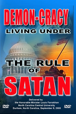 Demon-Cracy:Living Under the Rule of Satan