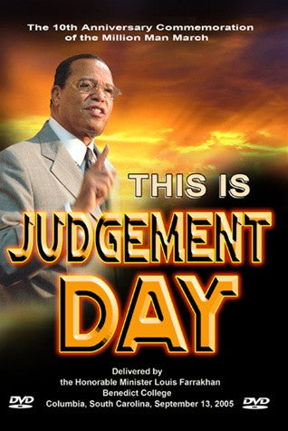 This Is Judgment Day (DVD)