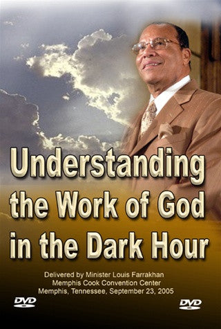 Understanding the Work of God In the Dark Hour (DVD)