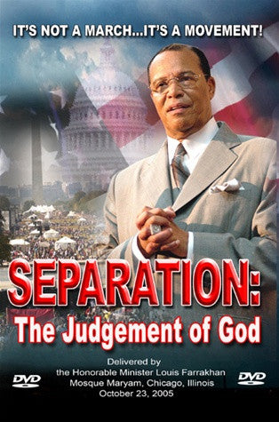 Separation: The Judgment of God (DVD)