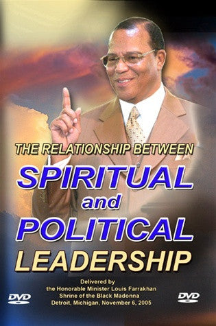 The Relationship Between Spiritual And Political Leadership (DVD)