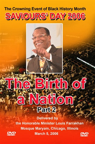 The Birth of A Nation Part 2 (DVD)